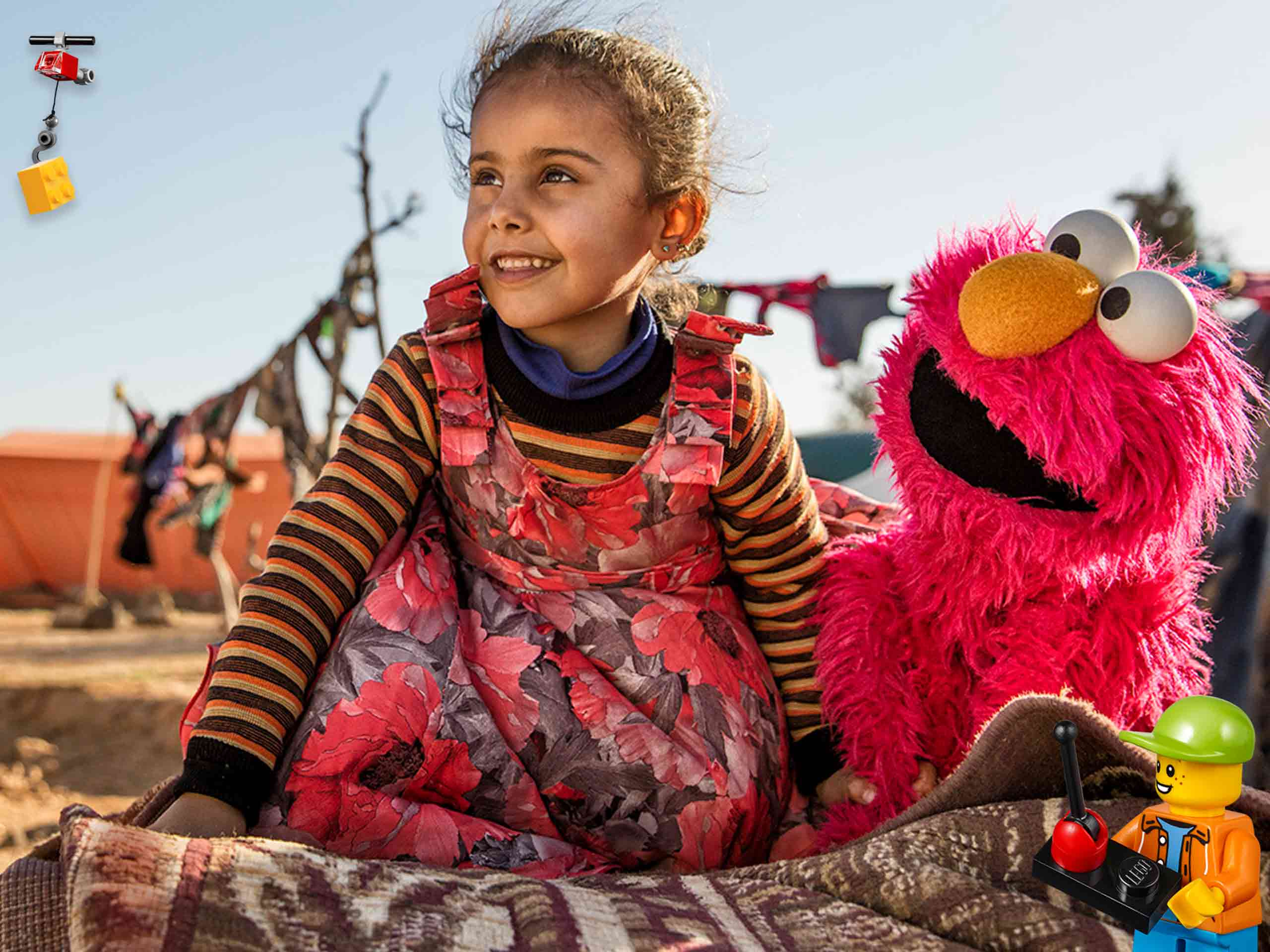 Supporting children affected by conflict