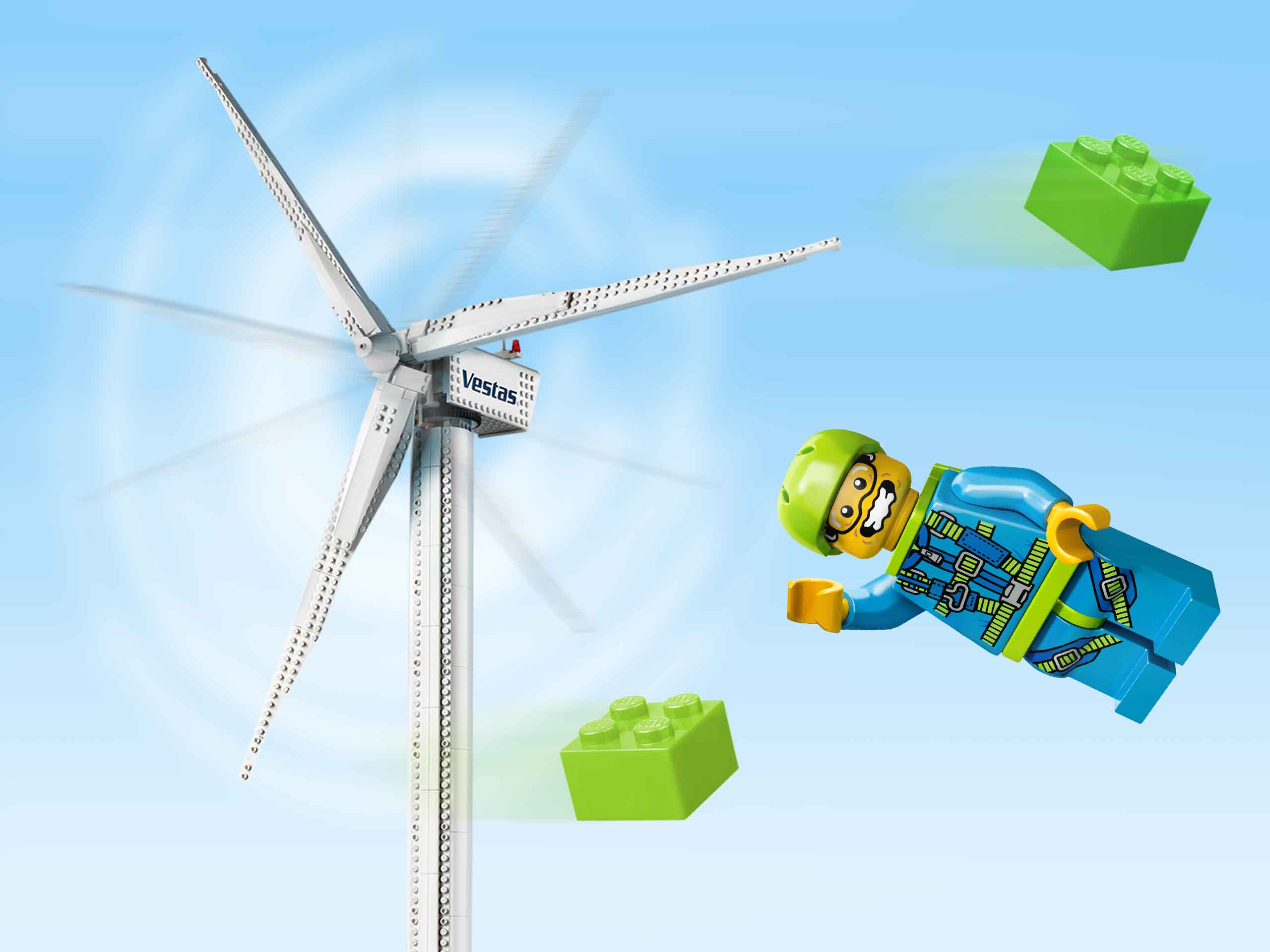 We are proud to have maintaned our 100% renewable energy achievement