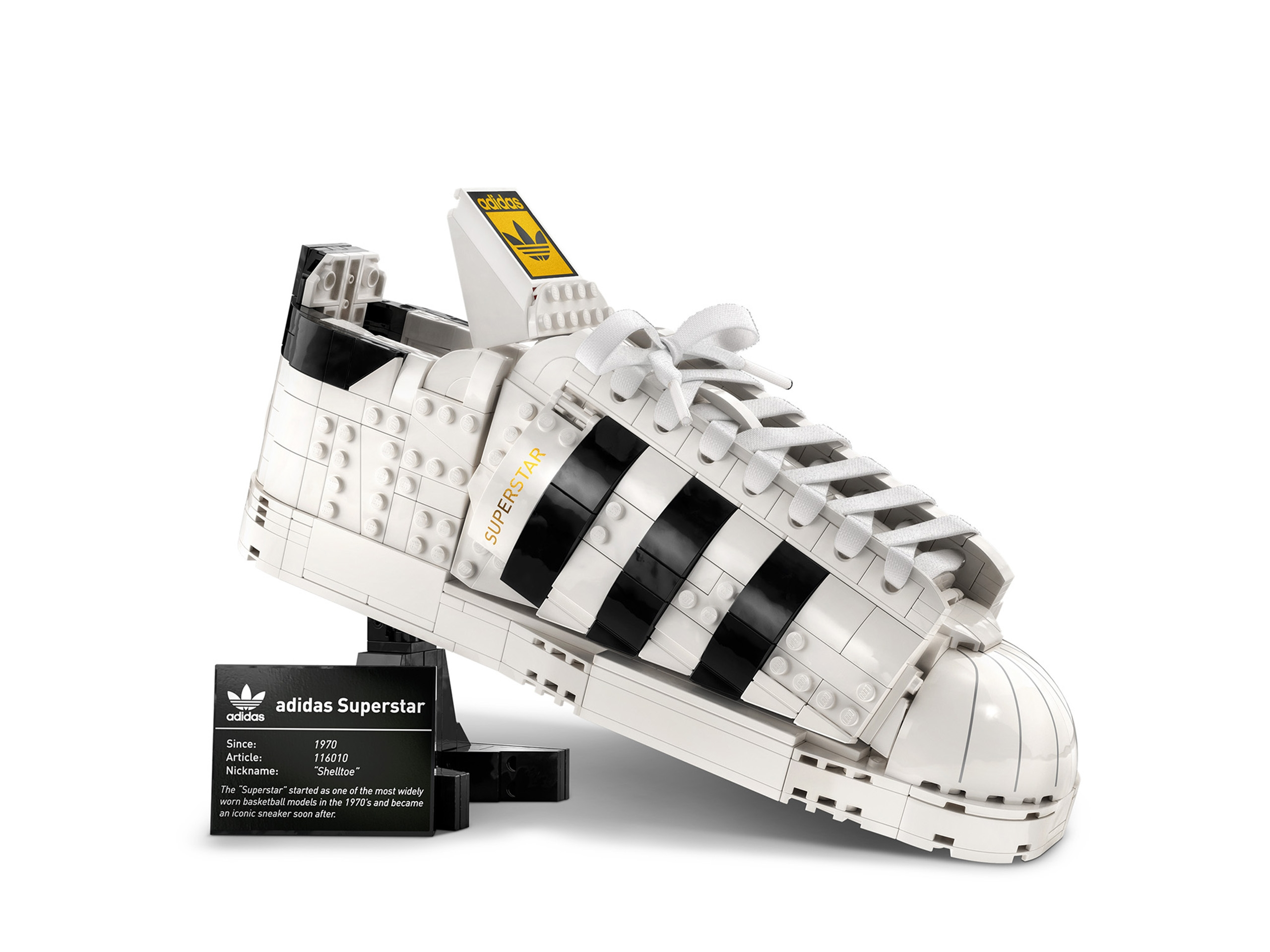adidas Originals and the LEGO Group Launch Collaborative Superstar ...