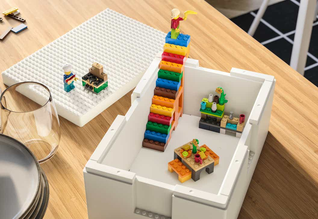 Play, display and replay: IKEA® and the LEGO Group ...
