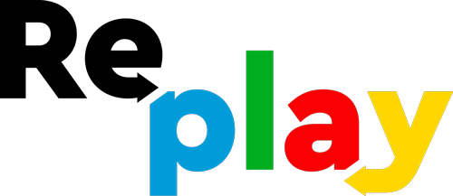 LEGO Replay logo