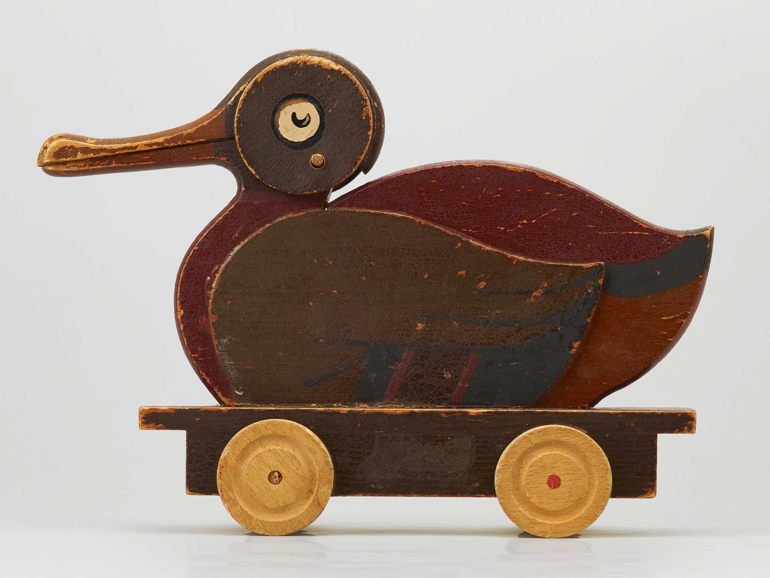 LEGO Wooden Duck
