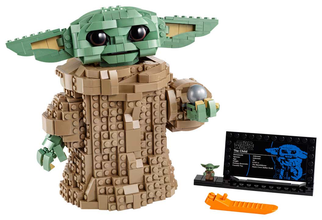 LEGO® STAR WARS™ THE CHILD CONSTRUCTION SET