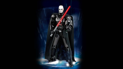 75534 - LEGO Star Wars - Darth Vader™ - Buildable Figure, Galaxy, Lightsaber,