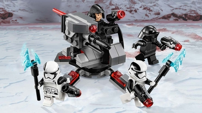75197 - LEGO Star Wars - First Order Specialists Battle Pack - Gunner, Cannon, Laser, Battle, Stormtrooper