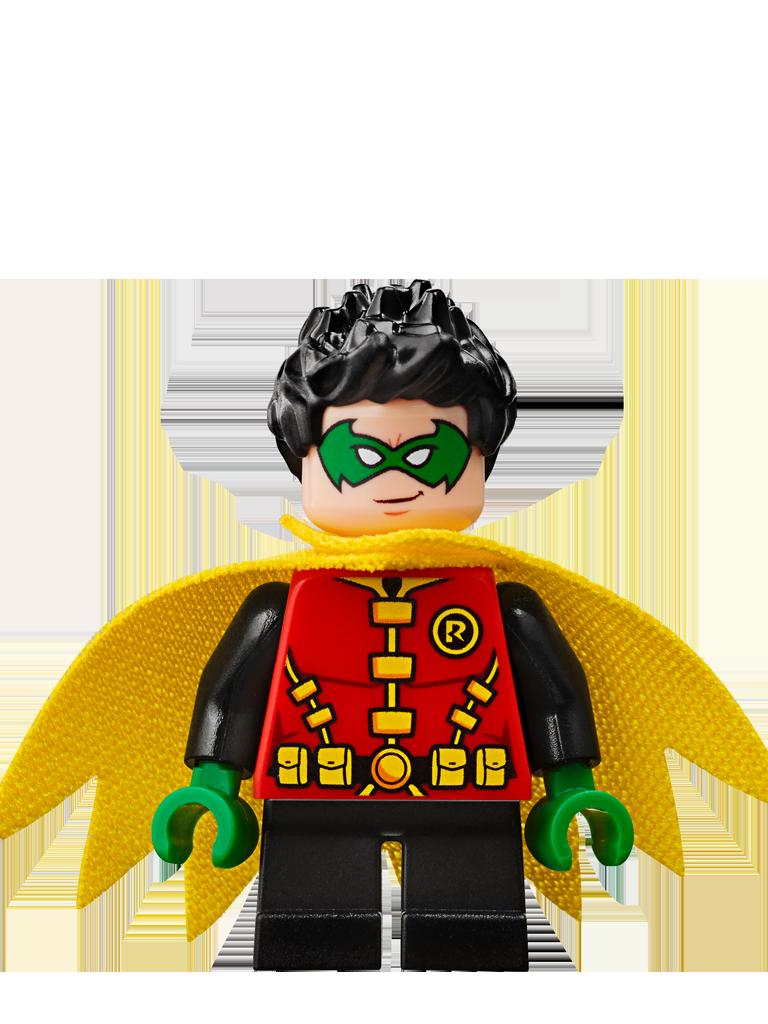 Robin™ - LEGO DC Comics Super Heroes Characters - LEGO.com ...