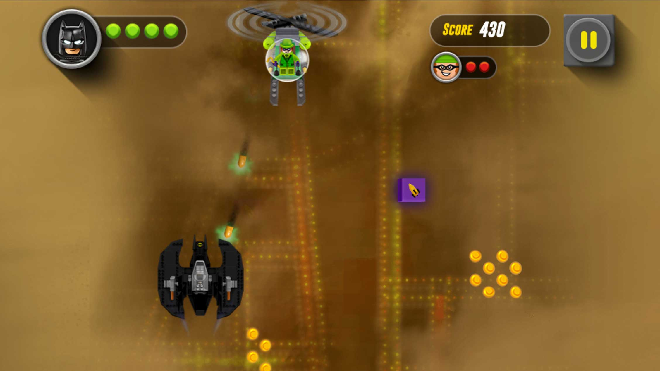 Play Gotham City Speed!