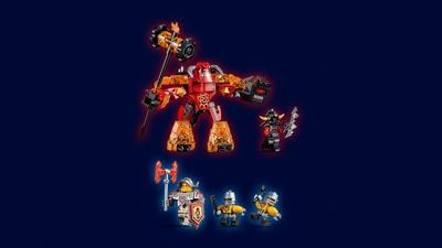 LEGO NEXO KNIGHTS 70322