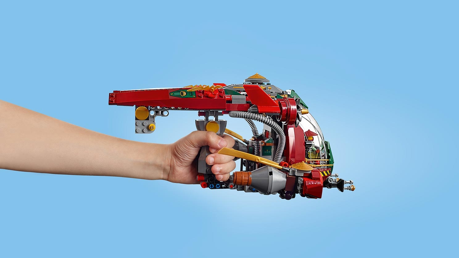 Ninjago Minifigure Lego Ronin 70735 Possession Ronin R.E.X