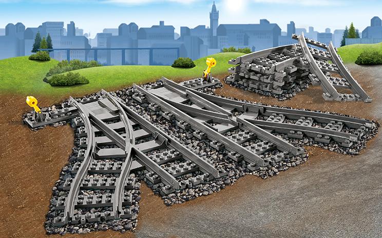 LEGO City 7895
