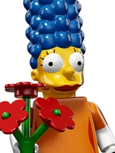 LEGO Minifigures The Simpsons 2 Marge