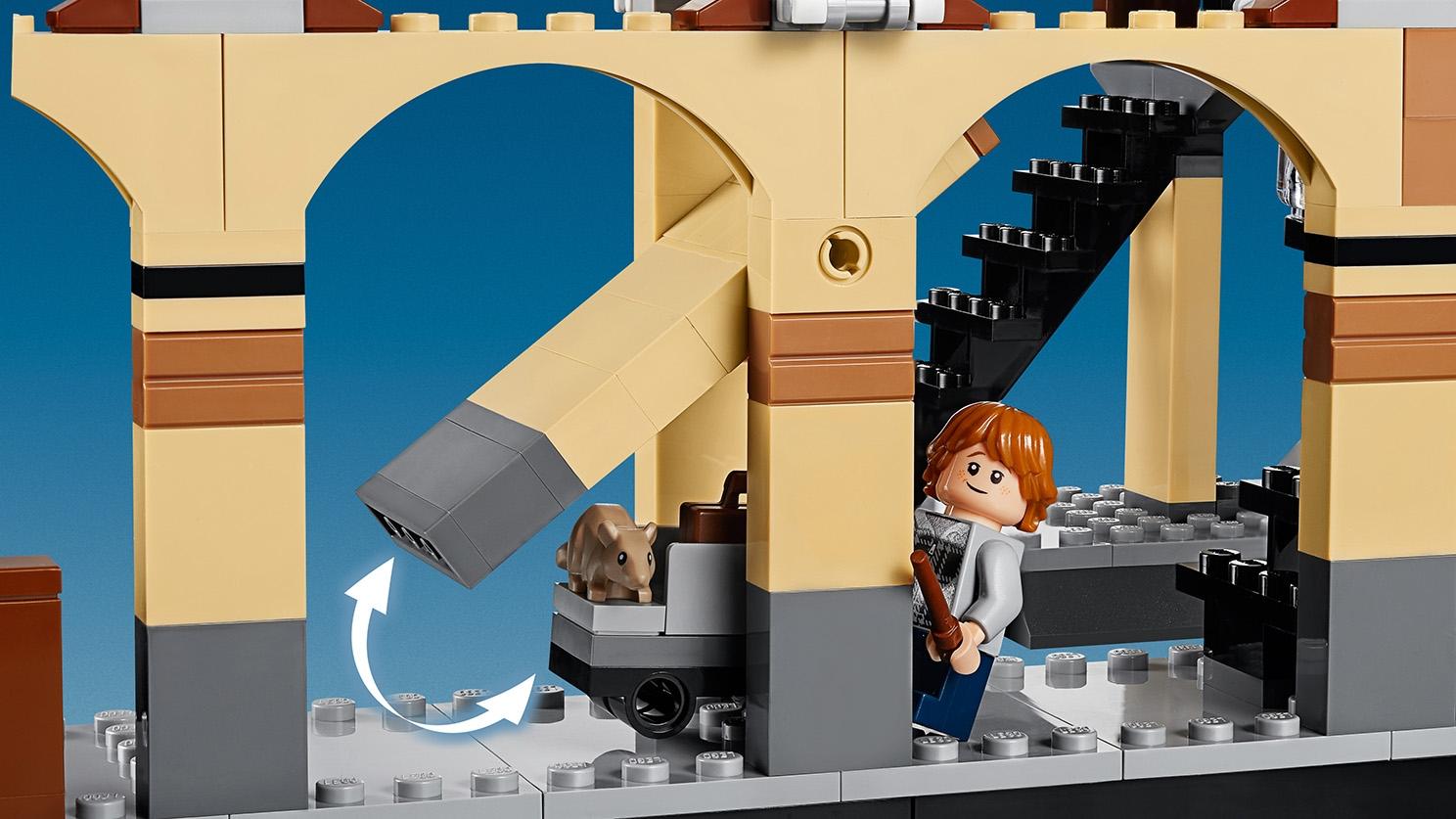 Hogwarts Express 75955 Lego Harry Potter Und Phantastische Tierwesen Sets Lego Com Fur Kinder