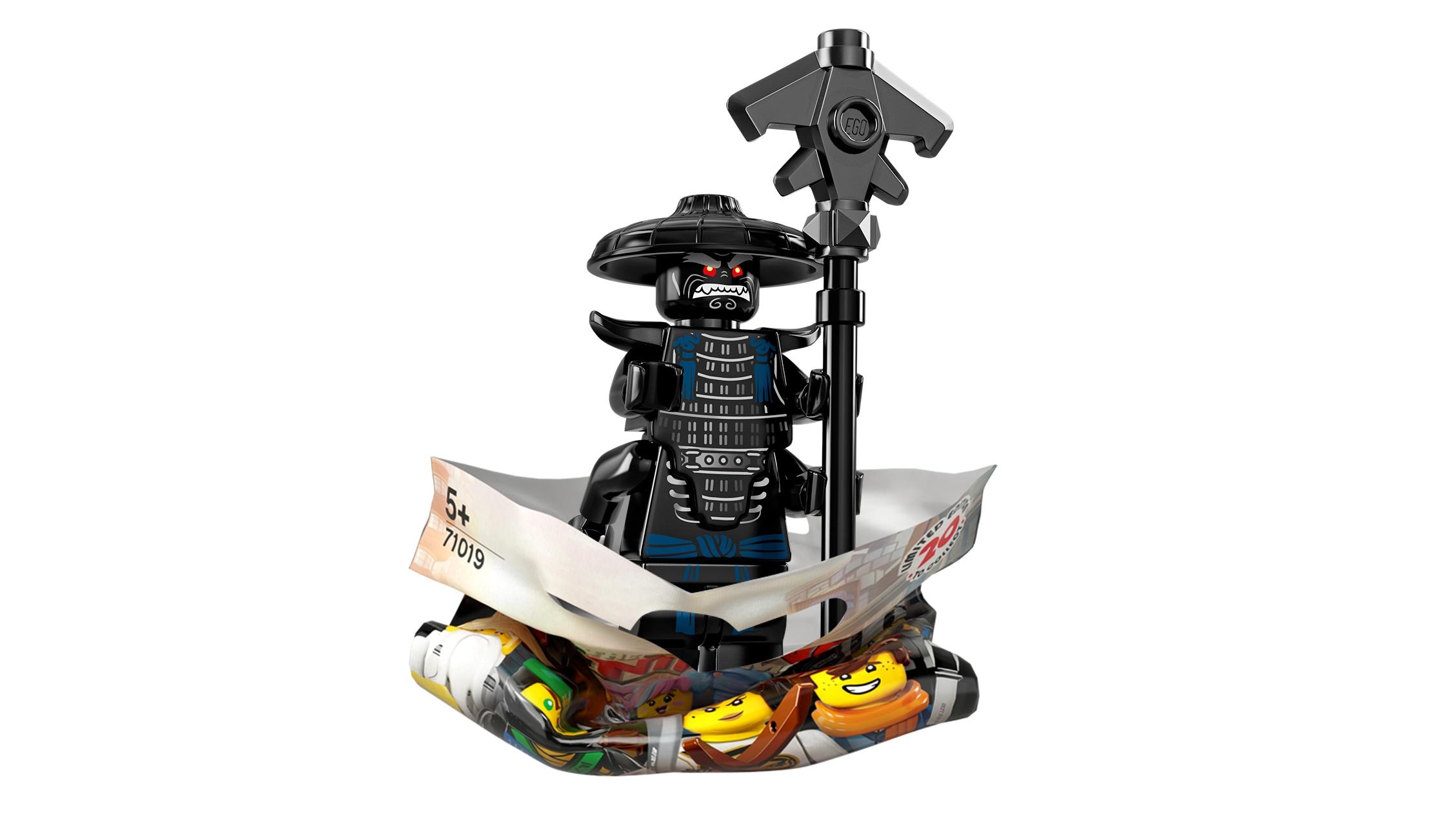 Møt Badebukse Batman LEGO Minifigures Artikler LEGO.no