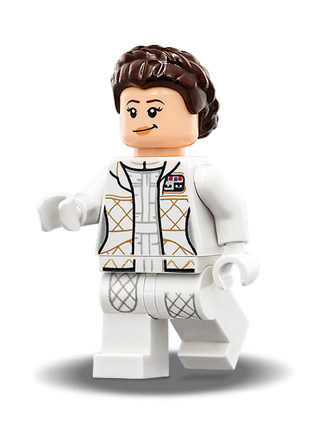 Princess Leia Lego Star Wars Characters Lego Com For Kids My