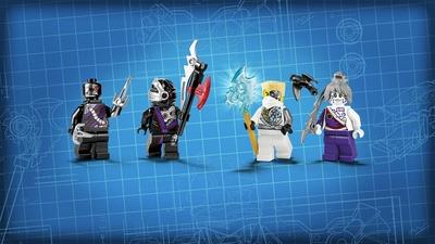 Lego Ninjago Figur Pixal 70724 NEU