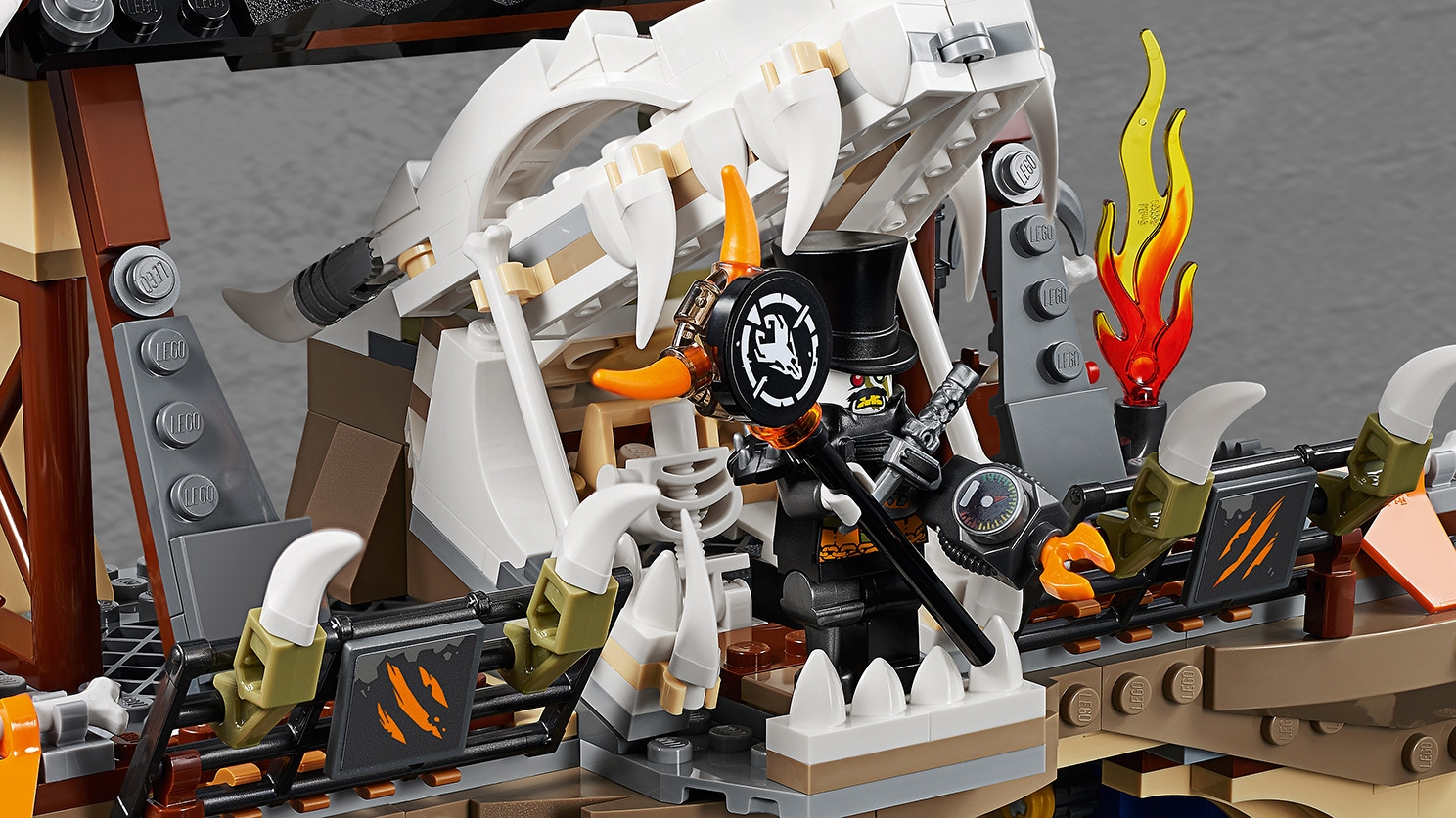 Lego Ninjago Dragon Armor / Shop with afterpay on eligible items.