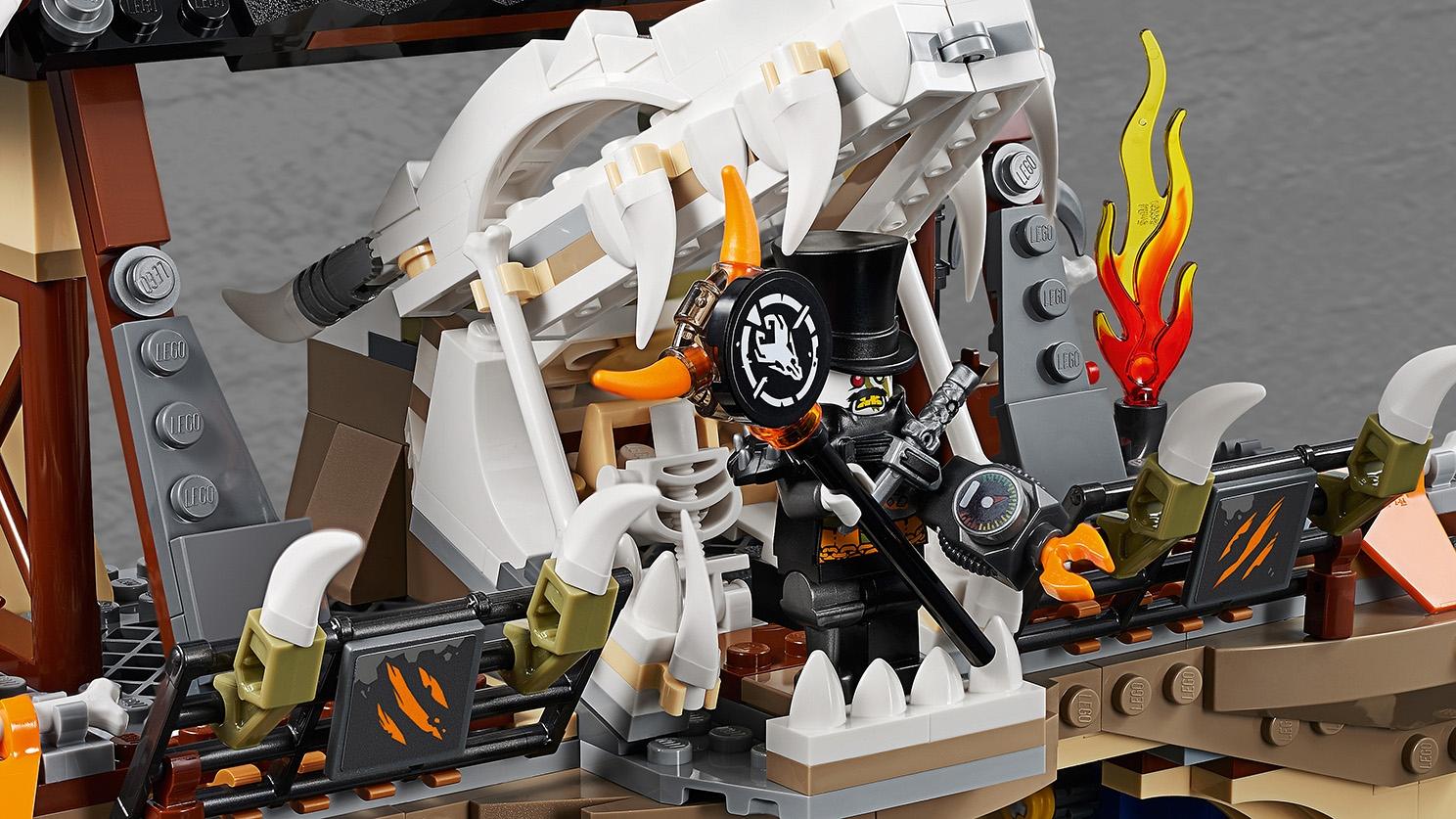 Lego Ninjago Dragon Armor / Shop with afterpay on eligible items.