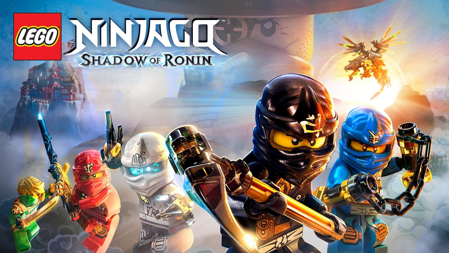 LEGO® NINJAGO®: Shadow of Ronin™ mobile