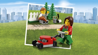 LEGO City Town products