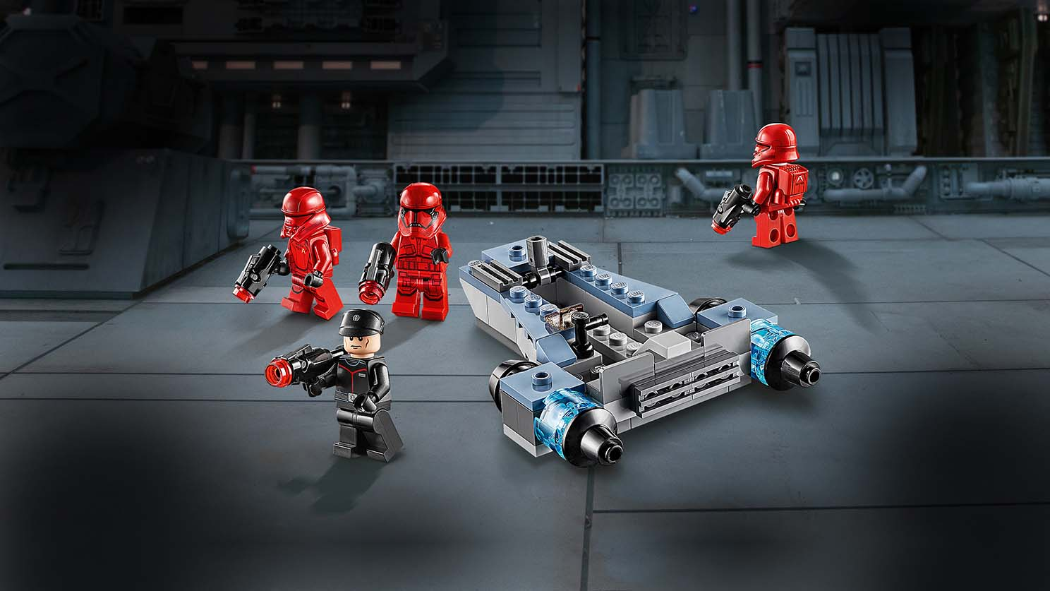 Sith Troopers Battle Pack 75266 Lego Star Wars Sets Lego Com For Kids Gb The chinese new year begins on 25th january and once again lego is releasing a cute rendition of the year's zodiac animal, which this year is 40355 year of. sith troopers battle pack 75266