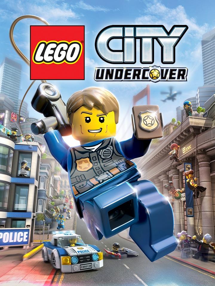 LEGO® City: Tajny Agent