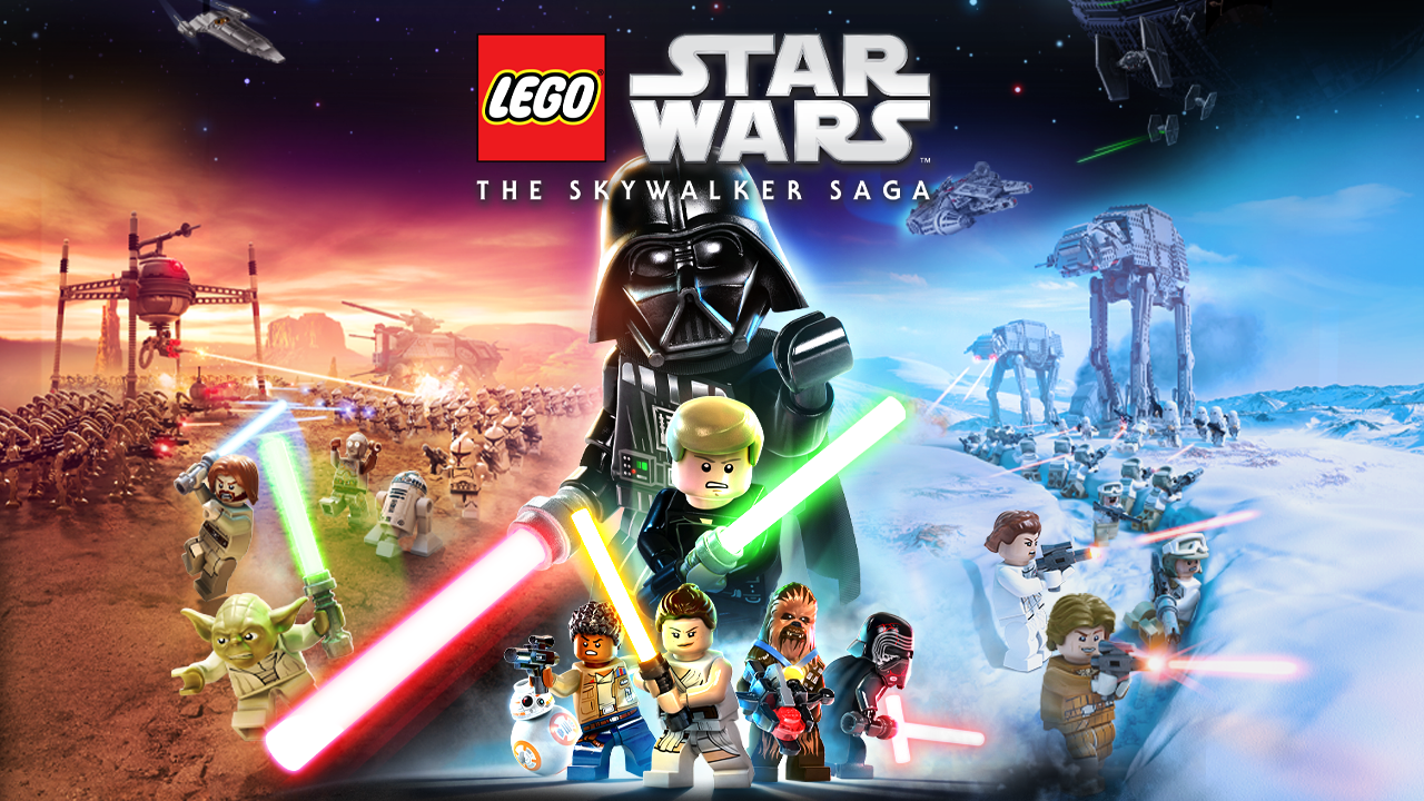 LEGO® Star Wars™: la Saga di Skywalker