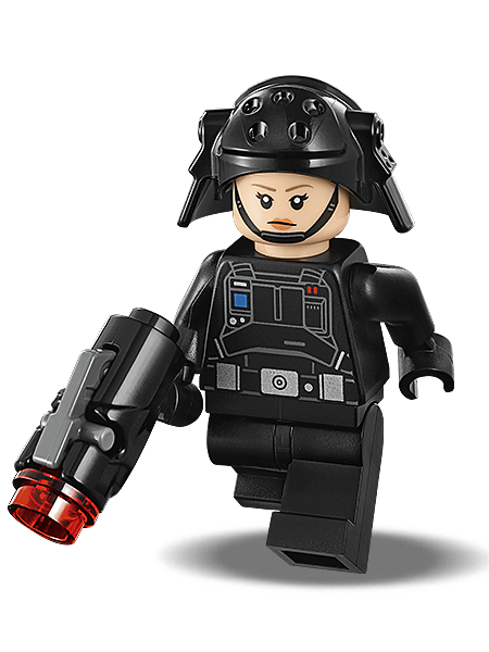 Imperial Emigration Officer -  LEGO® Star Wars™ – Characters and Minigifures - LEGO.com