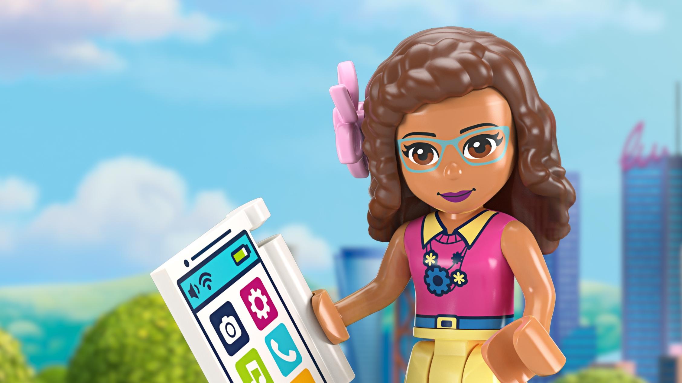Olivia - LEGO Friends Characters - LEGO.com for kids - US