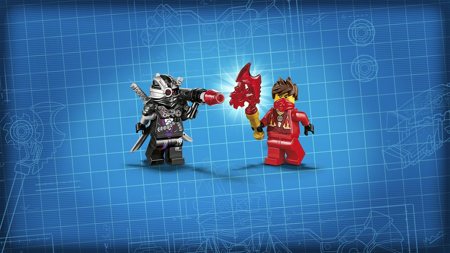 Lego Minifigure Ninjago Weapon Lot ~ Techno Blades /& Gold Weapons