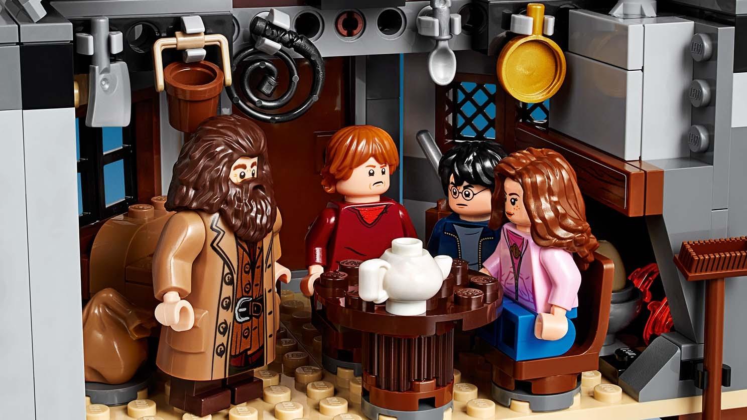 Lego BuckBeakC02 From set 75947 Harry Potter