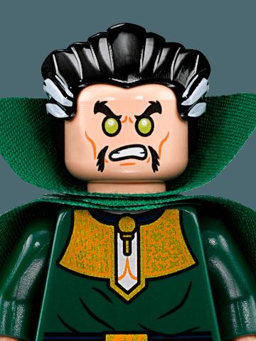 LEGO DC Comics Superheroes Characters