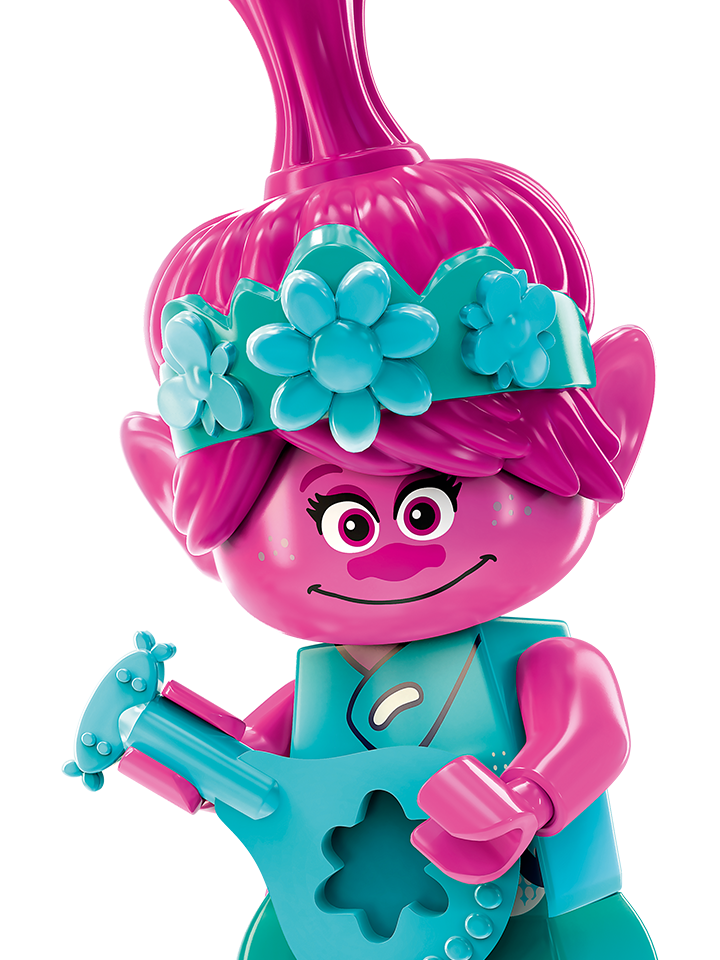 Queen Poppy Lego Trolls Characters Lego Com For Kids Us