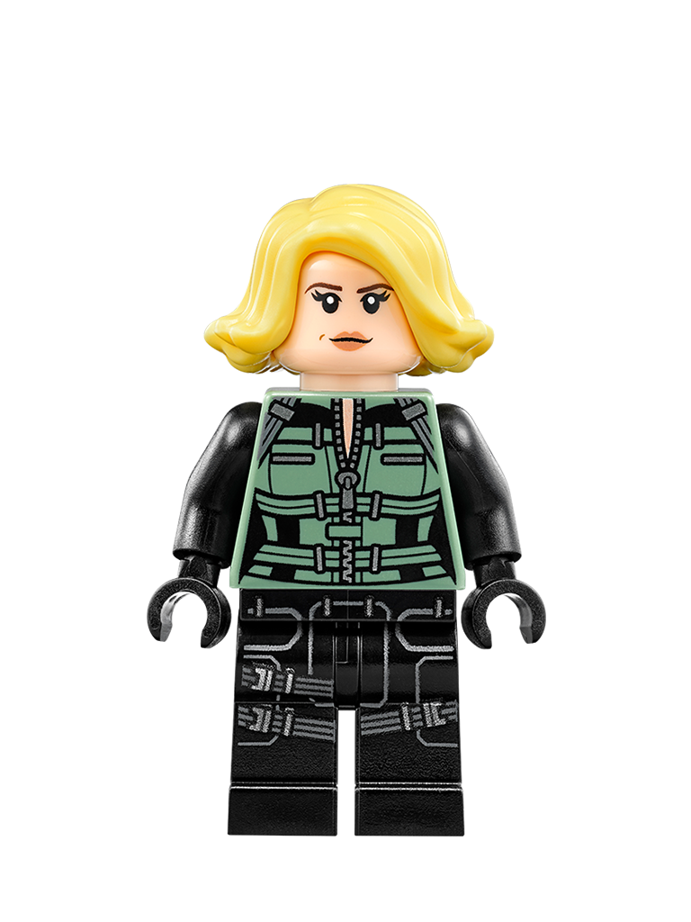 Black Widow - LEGO Marvel Super Heroes Characters - LEGO ...