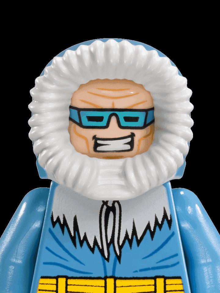 Captain Cold Lego Dc Comics Super Heroes Characters Lego Com For Kids Sg