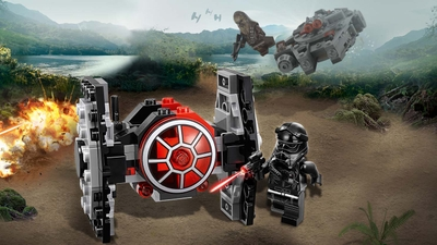 75194 - LEGO Star Wars - First Order TIE Fighter™ Microfighter - Pilot, Missiles, Battle