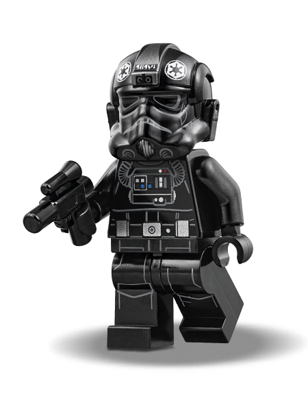 Imperial Pilot™ -  LEGO® Star Wars™ – Characters and Minigifures - LEGO.com