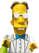 LEGO Minifigures The Simpsons 2 Frink