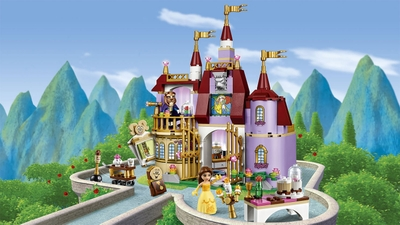 LEGO Disney Princess 41067 Belle's Enchanted Castle