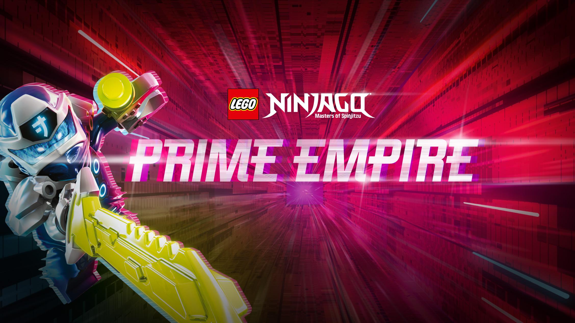 LEGO Ninjago Prime Empire