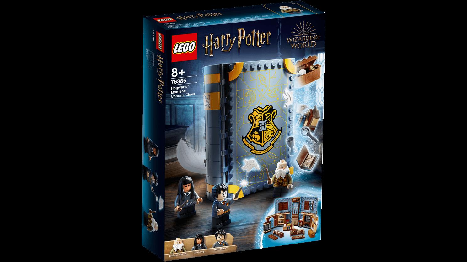 Hogwarts Moment Zauberkunstunterricht 76385 Lego Harry Potter Und Phantastische Tierwesen Sets Lego Com Fur Kinder