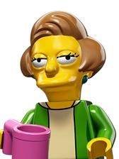 LEGO Minifigures The Simpsons 2 Edna