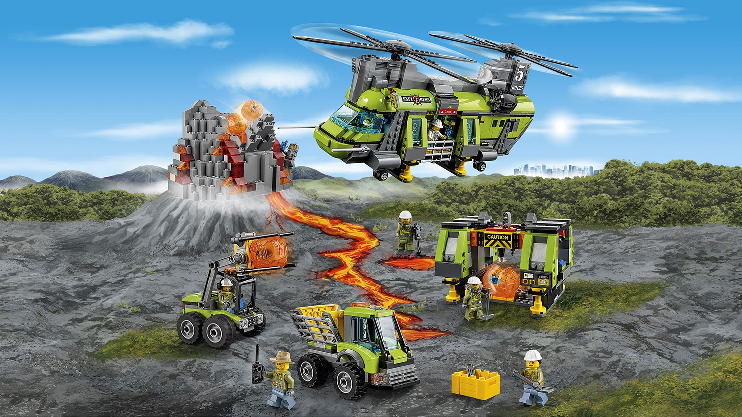 LEGO City In/Out product