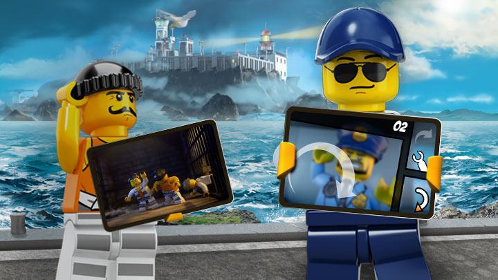 Prison Island Interactive Video