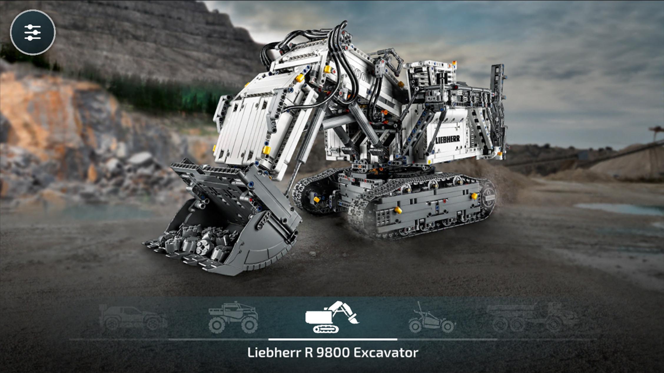 LEGO Tecnic Control+ Primary Image