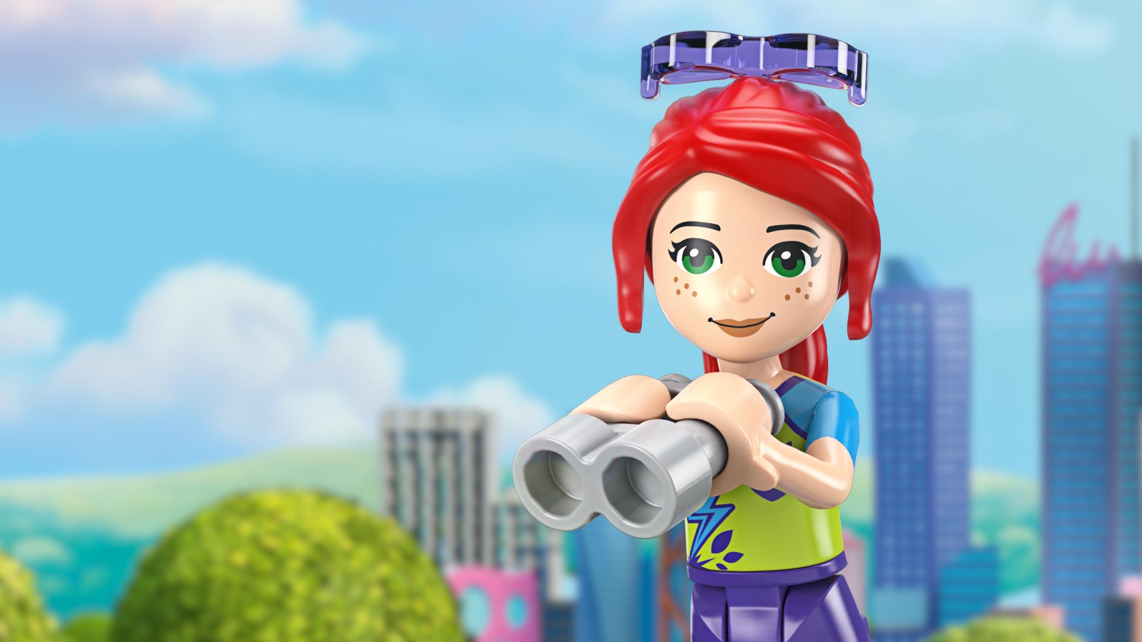 Mia - LEGO Friends Karakterler - Çocuklar için LEGO.com - TR