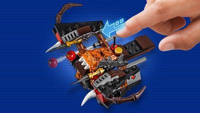 LEGO NEXO KNIGHTS 70318