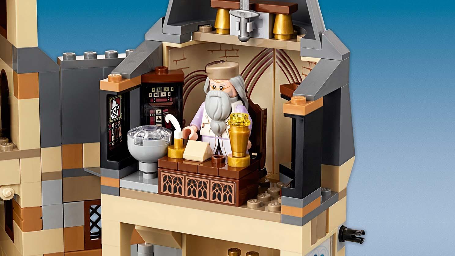Hogwarts Clock Tower 75948 Lego Harry Potter Sets Lego Com