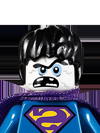 LEGO DC Universe Super Heroes Bizarro Minifigure Mighty Micros Loose