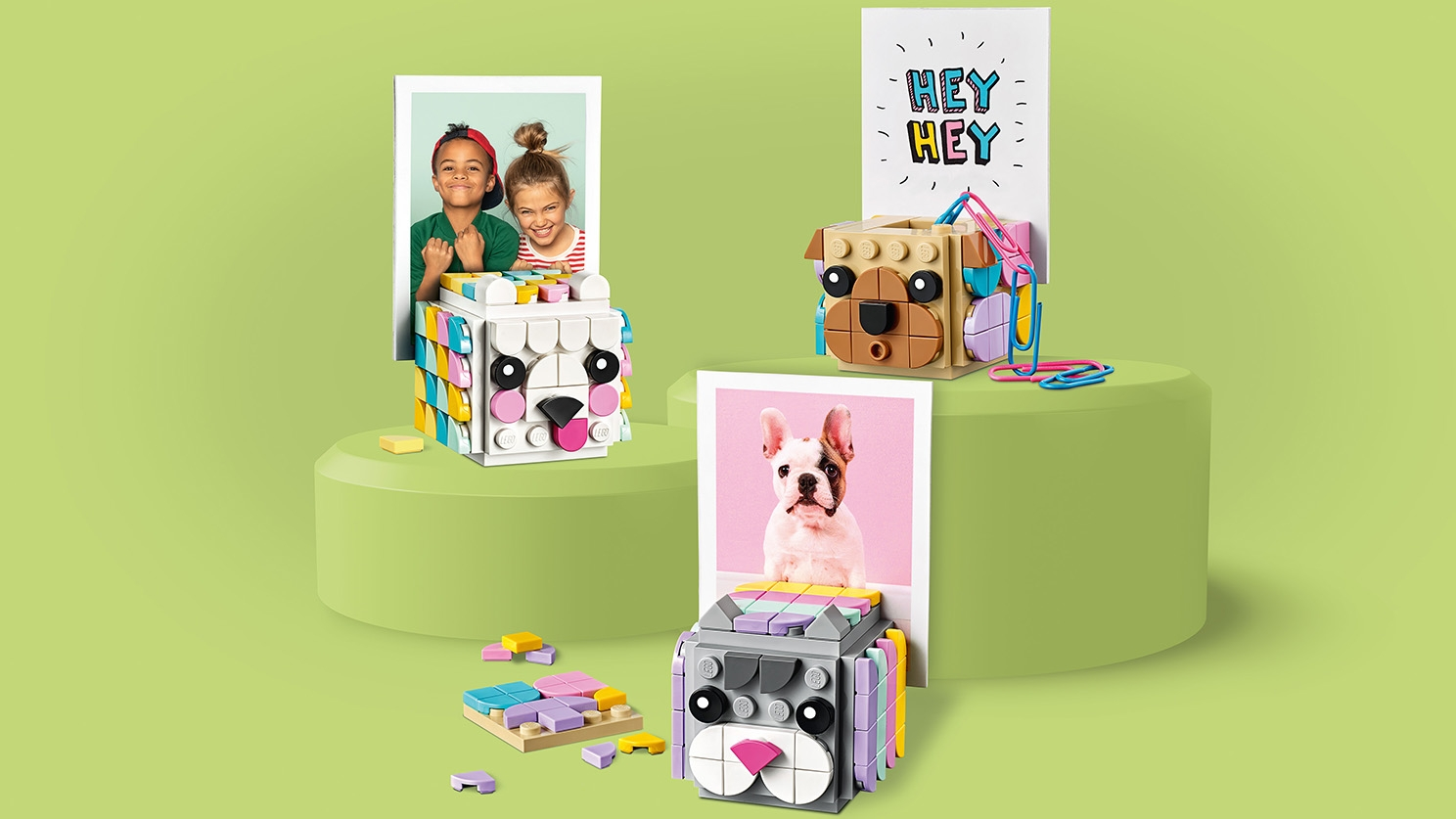 Animal Picture Holders 20   LEGO® DOTS Sets   LEGO.com for kids