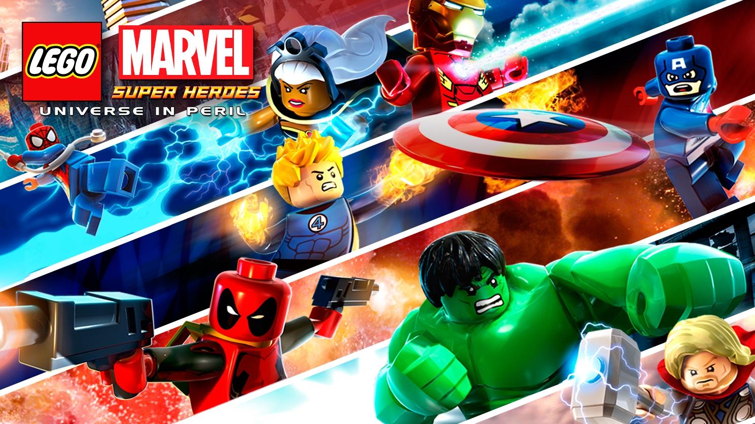 LEGO® Marvel™ Super Heroes mobile